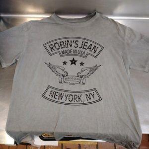 *US Made* Robin's Jean New York Size XL Tee Shirt!